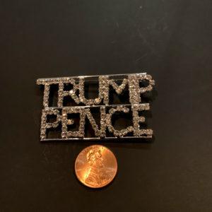 trump pence crystals