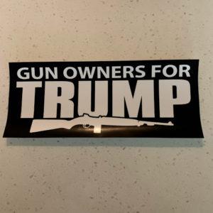 Trump guns
