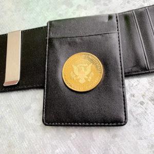 trump wallet