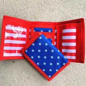 flag wallet