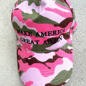 pink camo maga