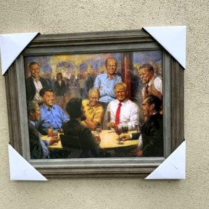 presidents art