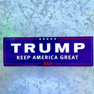 Trump Keep America Great Bumper Sticker