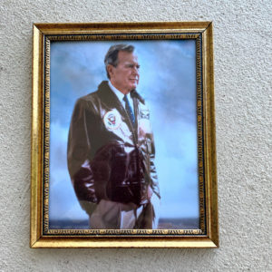 bush flight jacket