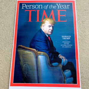 Trump Person of the Year Time Magazine