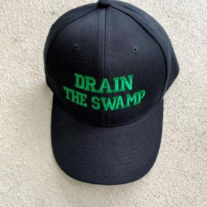 Drain the Swamp hat